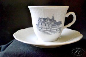 Kávový šálek Praha ( Břevnovský Klášter )