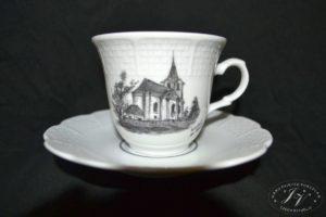 Kávový šálek Praha ( Kostel Sv.matěje