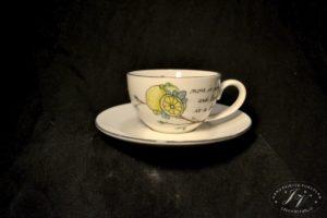 Kávový šálek Citrony