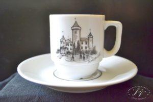 Kávový šálek Zámek Konopiště