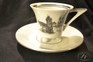 Kávový Vídeňský šálek Praha