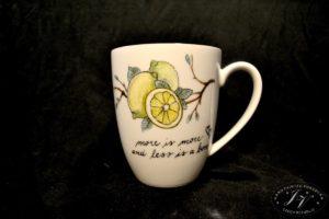 Koflík Citrony