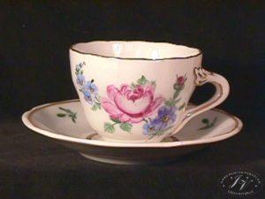 Mokka šálek Květy