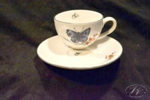 Mokka šálek Modrý Motýl (2)