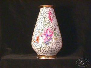 Velká Váza Květy